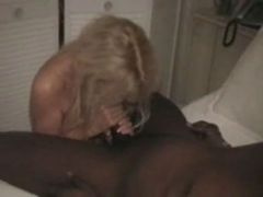 Mature Blonde Wife Fucked