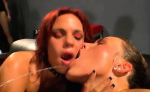 Urine drenched ho facial