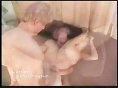 tine fine fucked by two