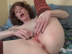 Fingering and excellent pussy masturbation.