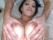 Naked asian pornstar Katsuni with perfect body is ready for