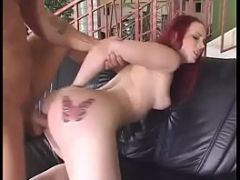 Candi Summers spanked doggystyle