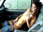 Chloe18 at The Car Wash