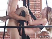 Swing Sex Machine For Horny Couple