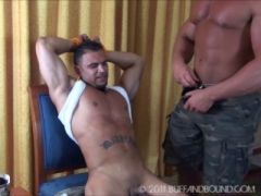 Gay Military Nude Muscle Bound