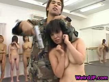 Huge jap Gang bang 32 by weirdjp
