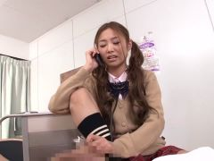 Sarasa Hara in Dirty Talk Clinic part 2.3
