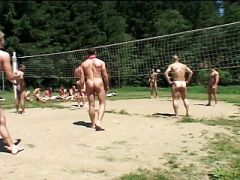 Nude Volleyball is HOT