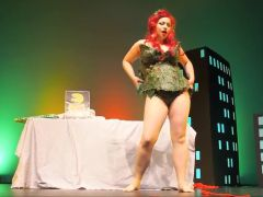 Burlesque Strip SHOW 14 Zilly Lilly
