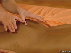 Intensive massage for relaxation