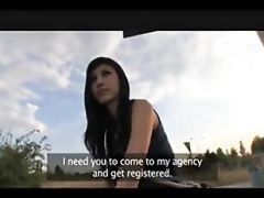 Outdoors Reality Cash For Sex