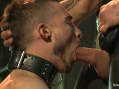 Joystick mouth-fucking And Rope slavery inside fuff Domination vid