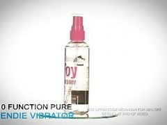 Super Soft and Sensational 10 Function Pure Bendie Vibrator