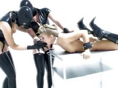 Hot Latex Group Sex - 3-4!!!!!!!