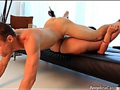 Angelina Castro Pounded Deep