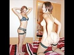 Naked Or Not - You Decide over 700 pics Amateurs showing you what