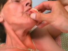 OLD TOOTHLESS WHOREs pounded hard