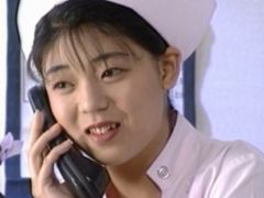 Eri Ueno nurse is fucked on hospital be