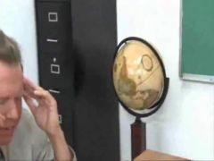 teacher fucking at classroom with his student