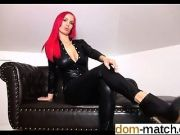 Dominante Wichsanleitung - Message me from DOM-MATCH.COM