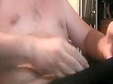 Jerking on Chatroulette