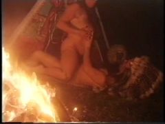 American Indian Fireside Fantasy
