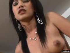 Fucking her soaking wet pussy in close up so hard
