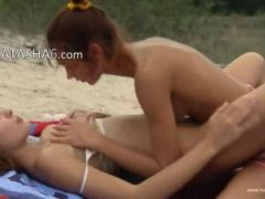 Natashas beach fron games in hd movie 7