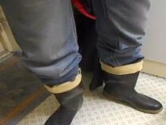 nlboots - wellies and jeans (request)