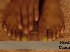 Bow and worship my feet preview