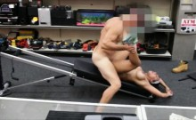 Gym instructor posed naked and slammed