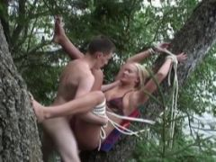 Best pornstar in horny outdoor, blowjob porn scene