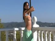 Sunny mood and hot Piss