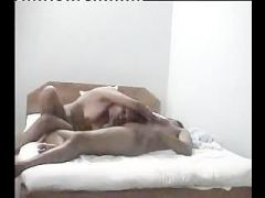 Indian Homemade - Rim job + Pounding