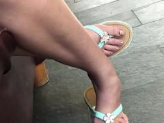 Emily Barmoy Flip Flop Dangle