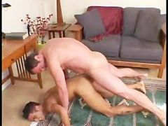 two vid's of XXL hung daddy's facefucking then breeding smooth young lads