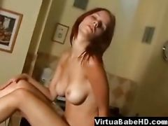 Ariel Piperfawn Masturbating