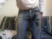 piss in 2 jeans