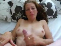 POV handjob and blowjob