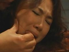 Nude Japanese Girl in Hard Core Sex Action