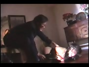 Asians In Stockings Tied And Spanked