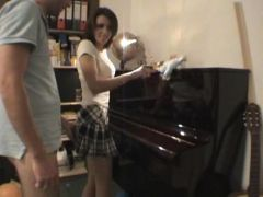 Greatly sexy German dilettante legal age teenager pair -LegendaryX-