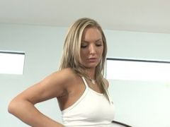 Busty Taylor Tilden Just Wants A Hard Cock
