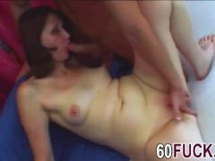 Mature Jindra gets fucked by younger black guy