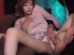 Korean ginger wiping out pocket rocket Like A Insane donna And Loving It