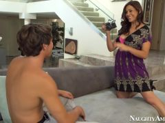 Raylene & Tyler Nixon in My Friends Hot Mom
