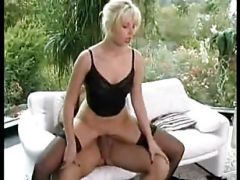 Blonde Doublepenetration