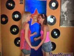 Teen wee and backseat lesbian Sexy young lesbians