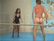 GGC-Old Mixed Wrestling