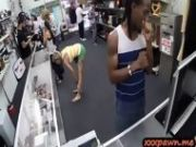 Dude Pawns His Girlfriends Pussy At The Pawnshop For Cash